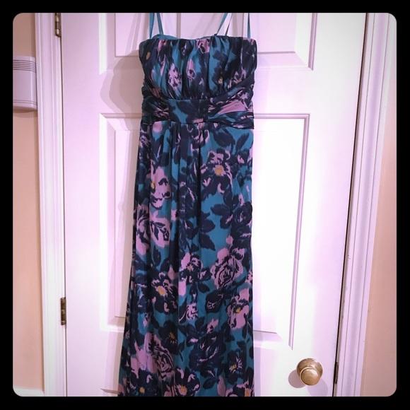 BCBG Dresses & Skirts - BCBG full length dress 4